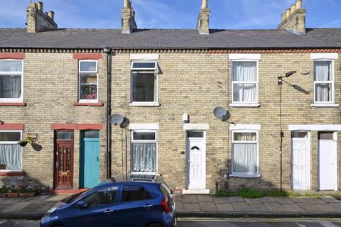 2 bedroom terraced house to rent - ELDON TERRACE, HAXBY ROAD, YORK, YO31 8NQ