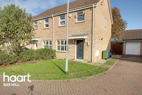 3 bedroom semi-detached house for sale - Cox's End, Over