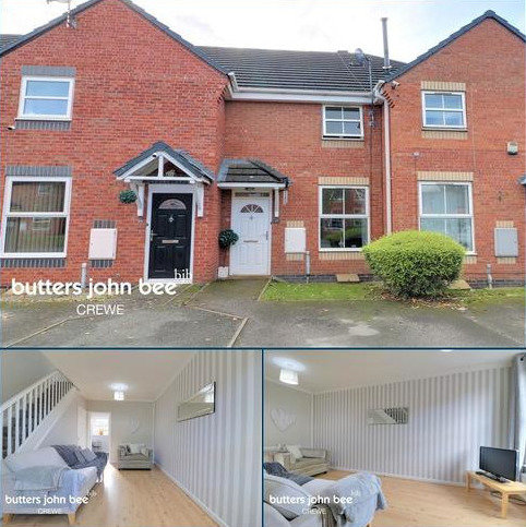 2 bedroom terraced house for sale - Fairburn Avenue, Crewe