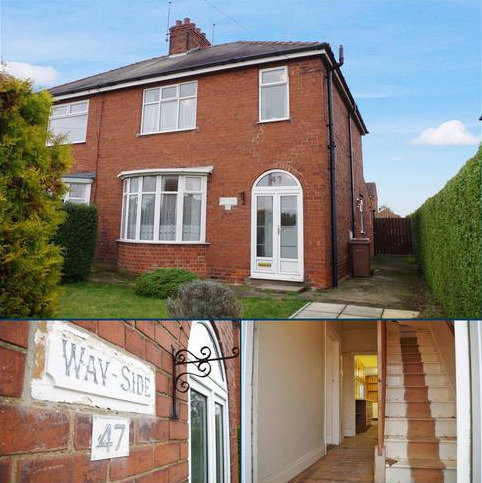 3 bedroom semi-detached house for sale - Station Road, Preston HU12