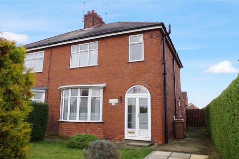 3 bedroom semi-detached house for sale - Station Road, Preston, Hull, East Yorkshire, HU12