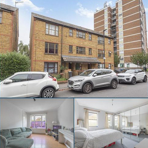 1 bedroom flat for sale - Patmos Road, Oval