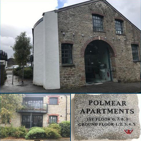 2 bedroom apartment to rent - Foundry Drive, Charlestown, St Austell PL25