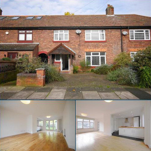 4 bedroom terraced house to rent - Murray Road, Richmond TW10