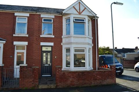 3 bedroom end of terrace house for sale - St. Pauls Road, Aberavon, Port Talbot, Neath Port Talbot. SA12 6PG