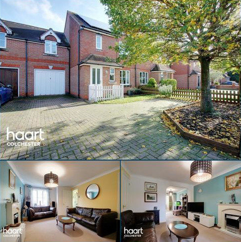 4 bedroom terraced house for sale - Gavin Way, Colchester