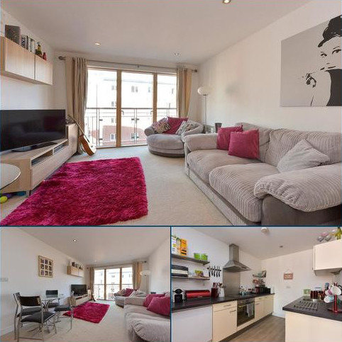 1 bedroom flat for sale - Waterfront Walk, Birmingham, West Midlands, B1