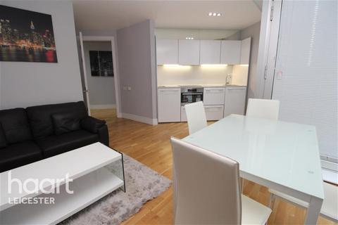 2 bedroom flat to rent - Arcus Apartments at The Highcross, Leicester