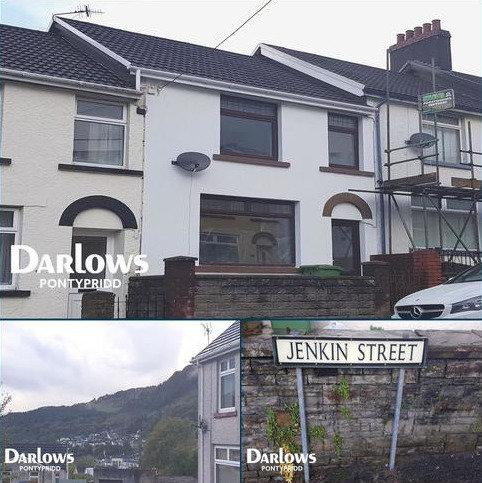 3 bedroom terraced house for sale - Jenking Street, Abercynon
