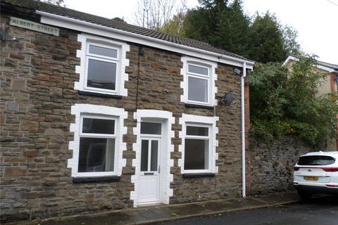 2 bedroom end of terrace house for sale - Albert Street, Blaenllechau, Ferndale, CF43