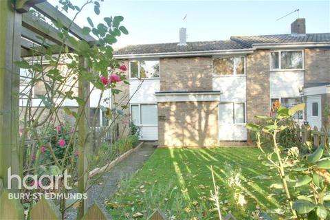 3 bedroom terraced house to rent - Caie Walk, Bury St Edmunds