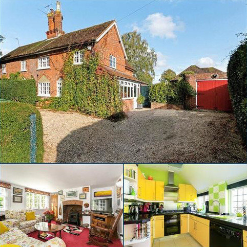 3 bedroom semi-detached house for sale - Elm Road, Sherborne St. John, Basingstoke, Hampshire, RG24