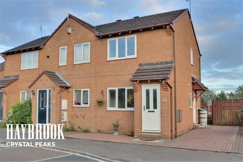 2 bedroom semi-detached house for sale - Jordanthorpe Green, Jordanthorpe