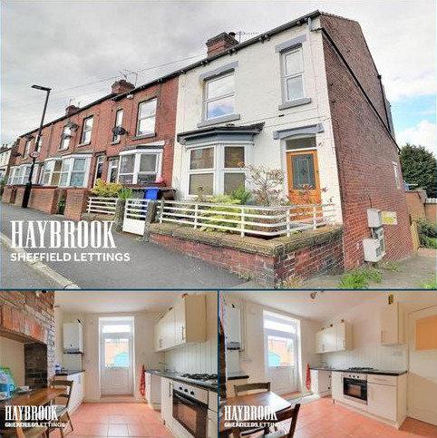 3 bedroom flat to rent - Albert Road, Sheffield, S8
