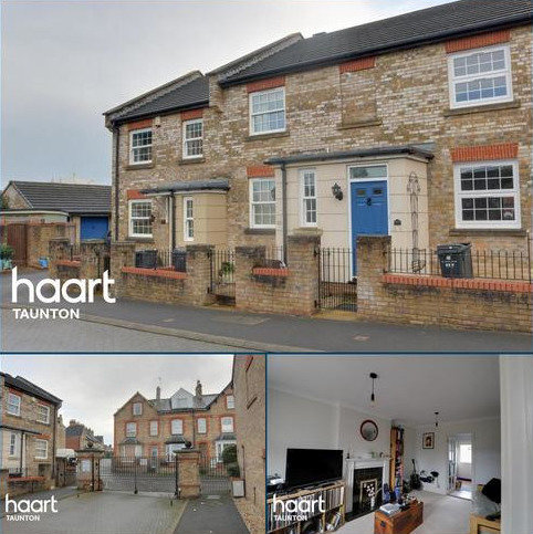 2 bedroom terraced house to rent - Theaks Mews