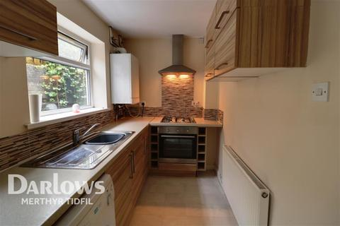 2 bedroom terraced house to rent - Gwernllwyn Terrace