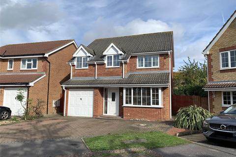 4 bedroom detached house for sale - Home Field Drive, Nursling, Southampton, Hampshire, SO16