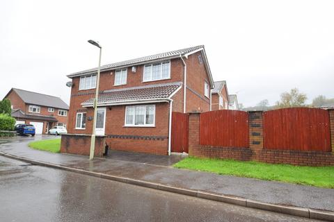 4 bedroom detached house to rent - Woodstock Gardens, Pencoed, Bridgend County Borough, CF35 6ST