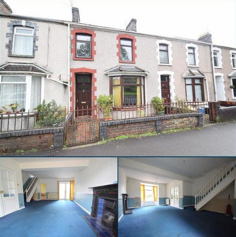 3 bedroom terraced house for sale - 39 Maesteg Road, Tondu, Bridgend, Bridgend County Borough, CF32 9BT