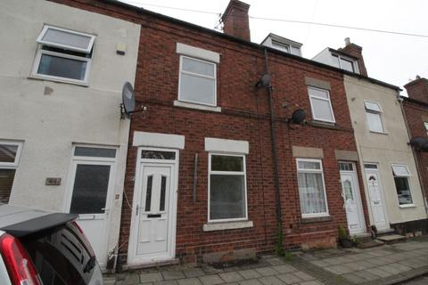 2 bedroom terraced house to rent - Beardall Street, Hucknall