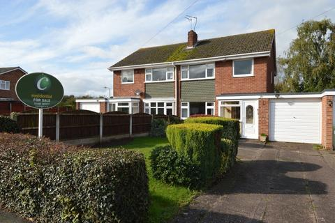 3 bedroom semi-detached house for sale - The Beeches, Rugeley