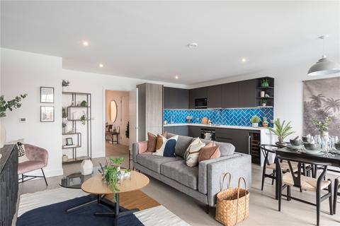 3 bedroom apartment for sale - Shoreditch Exchange, 97-137 Hackney Road, London, E2