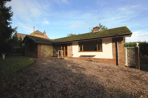 3 bedroom detached bungalow for sale - Chapel Lane, Hookgate, Market Drayton