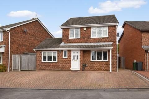 3 bedroom detached house for sale - Swincombe Rise, West End