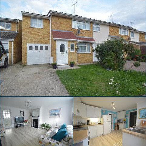 4 bedroom semi-detached house for sale - Rowan Way, Witham, CM8 2LJ