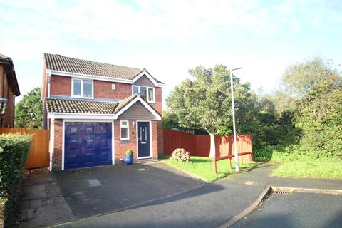 3 bedroom detached house for sale - Lon Llwyni, Connahs Quay, Deeside