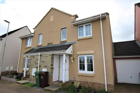 3 bedroom semi-detached house for sale - Junction Gardens, Plymouth