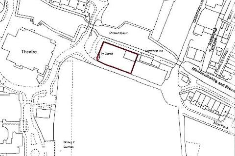 Land for sale - Land At Canal Wharf, Canal Bank, Brecon, Powys