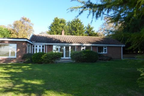 4 bedroom detached bungalow to rent - East Ravendale