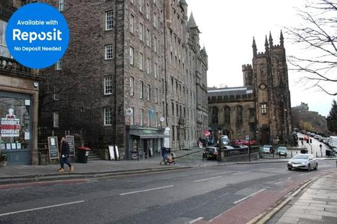 1 bedroom apartment to rent - Mound Apartments, 13 North Bank Street, Old Town, Edinburgh, EH1