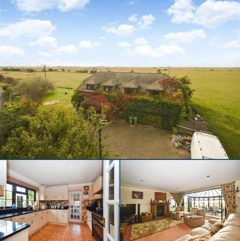 4 bedroom detached house for sale - West Hythe, CT21