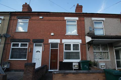 3 bedroom terraced house to rent - Humber Avenue, Coventry, CV1 2AT