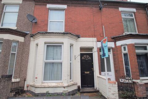 3 bedroom terraced house to rent - Hollis Road, Stoke, Coventry, CV3 1AH