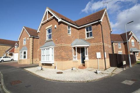 3 bedroom detached house for sale - Celandine Way, Stockton, TS19 8FB