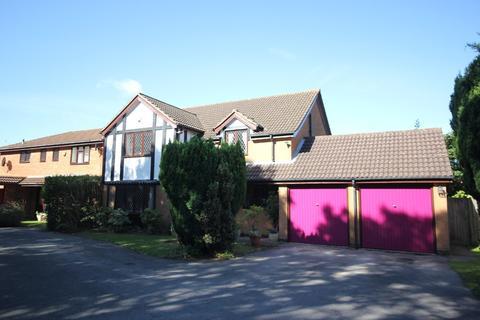 5 bedroom detached house for sale - Cryersoak Close, Monkspath