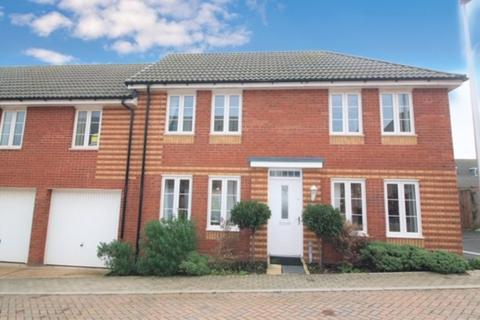 3 bedroom end of terrace house for sale - Caddy Place, Exeter
