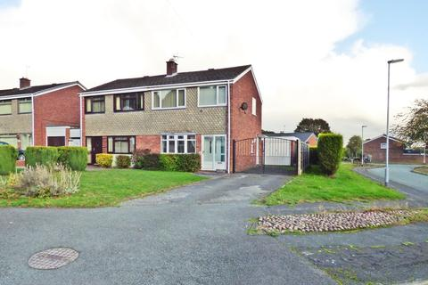 3 bedroom semi-detached house for sale - Rowan Road, Shoal Hill, Cannock