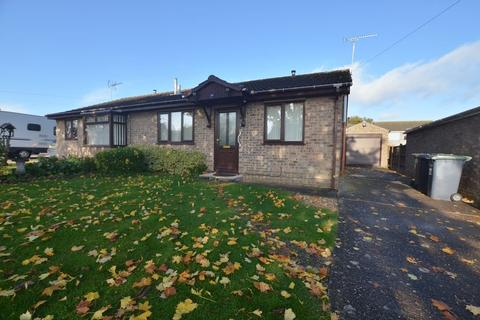 2 bedroom semi-detached bungalow for sale - Winchester Drive, Washingborough, Lincoln