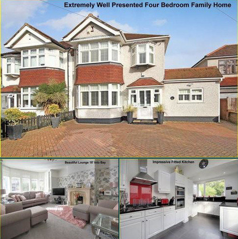 4 bedroom semi-detached house for sale - Firsby Avenue, Shirley