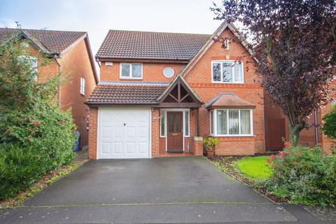 4 bedroom detached house for sale - Templebell Close, Littleover