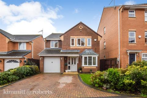 4 bedroom detached house for sale - Douglas Way, Murton, Seaham, Durham, SR7