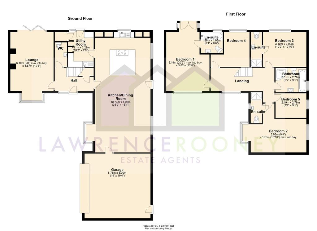 Floorplan 1 of 2