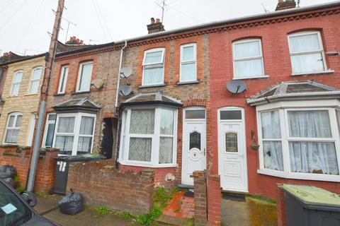 2 bedroom terraced house for sale - Spencer Road, Biscot Mill, Luton, Bedfordshire, LU3 1JT