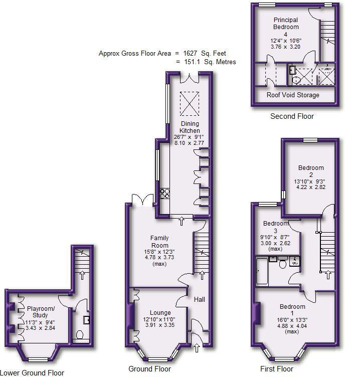 Floorplan 1 of 5: Floor Plans