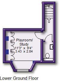 Floorplan 3 of 5: Lower Ground