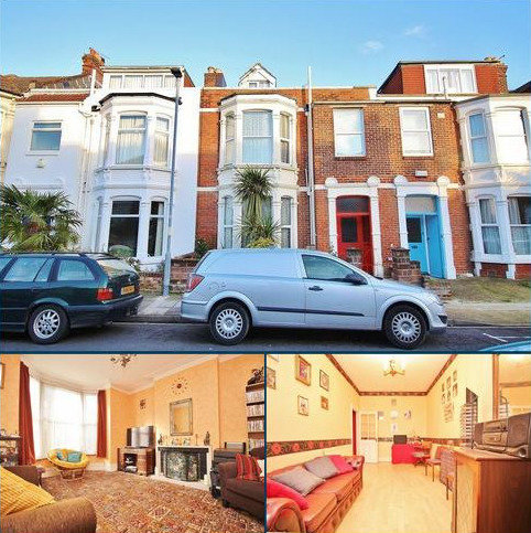 4 bedroom terraced house for sale - Exeter Road, Southsea